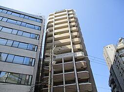 プレサンス新大阪ステーションフロント[3階]の外観
