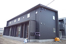 滋賀県彦根市中藪1丁目の賃貸アパートの外観