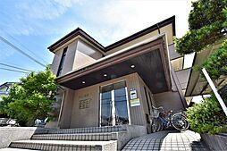 大阪府羽曳野市高鷲2丁目の賃貸アパートの外観