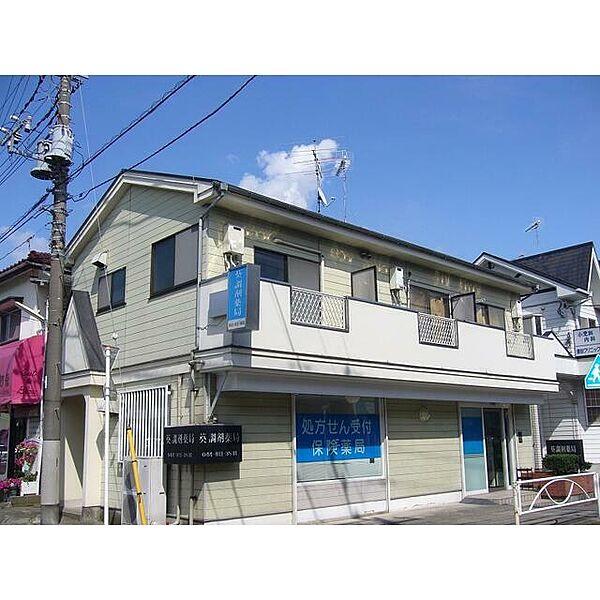 スカイコープ 2階の賃貸【神奈川県 / 川崎市多摩区】