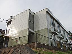 ローズガーデンII[1階]の外観