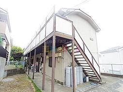 ウエストハイム[2階]の外観