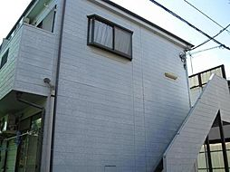 Roomy ASADA[2階]の外観