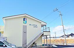 長野県塩尻市大門桔梗町の賃貸アパートの外観