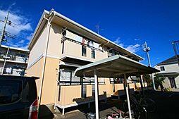 東京都国分寺市光町3丁目の賃貸アパートの外観