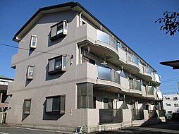 神奈川県横浜市港南区日野2丁目の賃貸マンションの外観