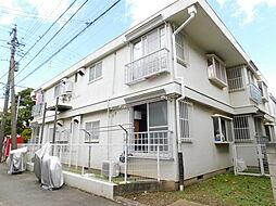 片山ビレ[102号室]の外観