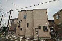 [一戸建] 千葉県市川市東菅野3丁目 の賃貸【/】の外観