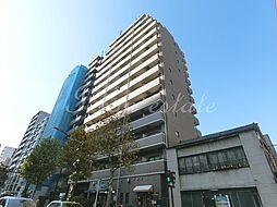 東京都中央区日本橋浜町2丁目の賃貸マンションの外観
