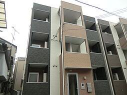 大阪府大阪市生野区新今里6丁目の賃貸アパートの外観