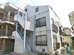 神奈川県横浜市瀬谷区瀬谷6丁目の賃貸マンションの外観