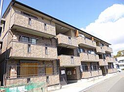 大阪府豊中市桜の町3丁目の賃貸マンションの外観