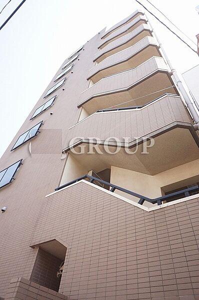 菱和パレス三軒茶屋壱番館[4階]の外観