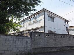 千葉県船橋市宮本5丁目の賃貸アパートの外観
