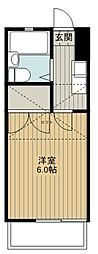 武州長瀬駅 2.2万円