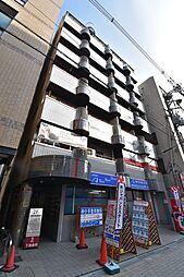 大阪府大阪市城東区今福東2丁目の賃貸マンションの外観