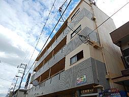 柴田コーポ[302号室]の外観