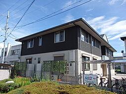 滋賀県高島市今津町今津の賃貸アパートの外観