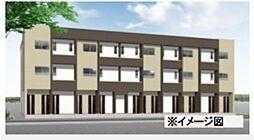 南海高野線 萩原天神駅 徒歩5分の賃貸アパート