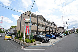 サンクレール北花田[3階]の外観