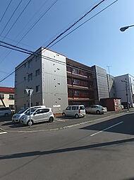 丸増豊平ロイヤルハイツ[303号室]の外観