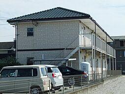 愛知県豊田市下市場町4丁目の賃貸アパートの外観