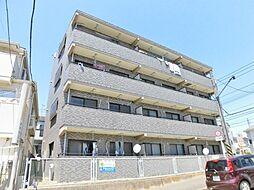 神奈川県横浜市瀬谷区二ツ橋町の賃貸マンションの外観