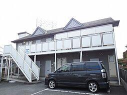 阪口ハイツ[1階]の外観
