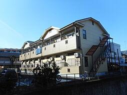 埼玉県和光市新倉1丁目の賃貸アパートの外観
