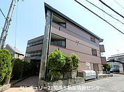 レオン友田[1階]の外観