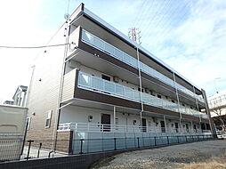 埼玉県川口市芝富士2の賃貸マンションの外観
