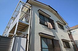 千葉県船橋市宮本6丁目の賃貸アパートの外観