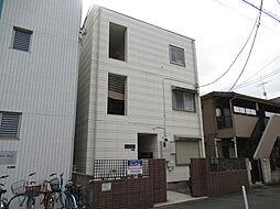 東京都大田区蒲田本町1丁目の賃貸マンションの外観