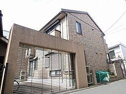 東京都世田谷区駒沢5丁目の賃貸アパートの外観