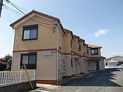 埼玉県所沢市上新井5丁目の賃貸アパートの外観