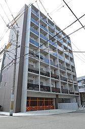 大阪府大阪市西区本田2丁目の賃貸マンションの外観