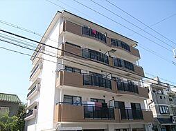 大阪府豊中市北条町3丁目の賃貸マンションの外観
