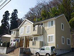 コテージ・彩[1階]の外観