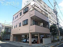 東京都江戸川区東小岩6丁目の賃貸マンションの外観