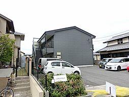 愛知県尾張旭市城前町3丁目の賃貸アパートの外観