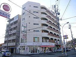 徳島県徳島市南二軒屋町1丁目の賃貸マンションの外観