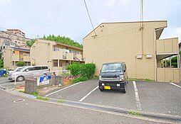 タウニ—モイスンA棟[1階]の外観