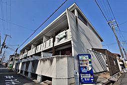 大阪府松原市天美北3丁目の賃貸アパートの外観