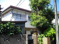 神奈川県川崎市中原区小杉町2丁目の賃貸アパートの外観
