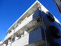 ソレイユ稲田堤[2階]の外観