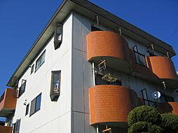 第二梨本マンション[3階]の外観