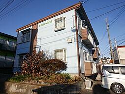 神奈川県綾瀬市寺尾中1の賃貸アパートの外観