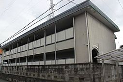 愛知県豊橋市牛川薬師町の賃貸アパートの外観
