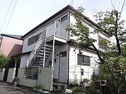 神奈川県横浜市旭区鶴ケ峰1丁目の賃貸アパートの外観