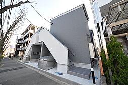 JR武蔵野線 新松戸駅 徒歩12分の賃貸アパート